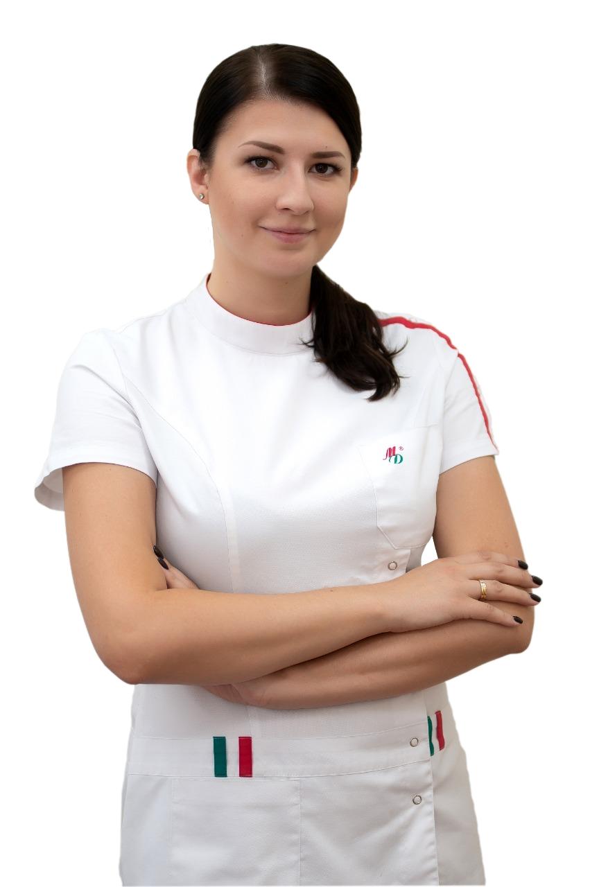 Врач: Евстропова Вера Сергеевна
