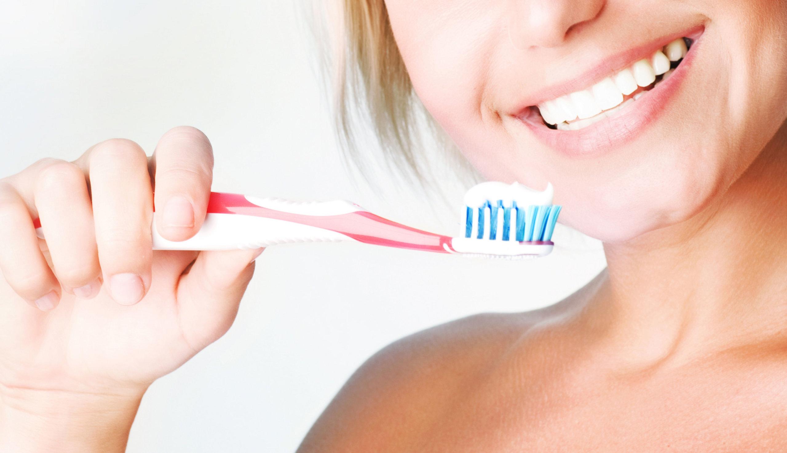Статья: Как правильно чистить зубы