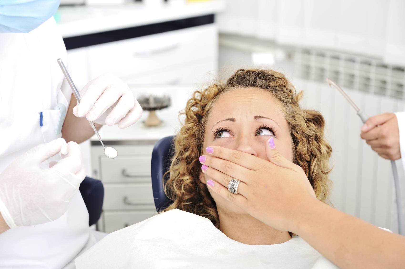 Статья: Боюсь идти к стоматологу. Что делать?